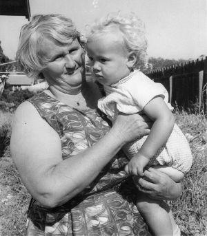 Rodney Mum 1964