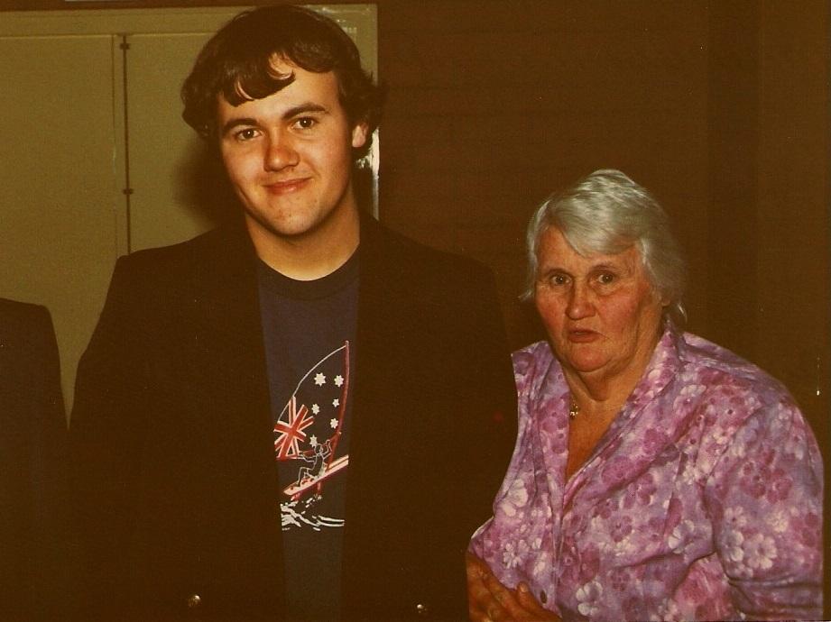Rodney Mum 1984