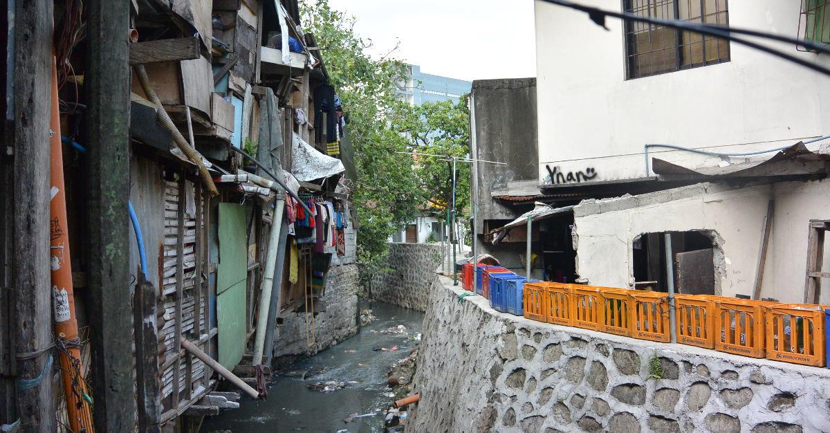 squatter slums